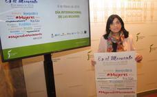 La Diputación conmemorará el Día de la Mujer con actividades en 70 municipios