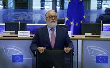 El comisario europeo Miguel Arias Cañete, mañana en un desayuno informativo de IDEAL