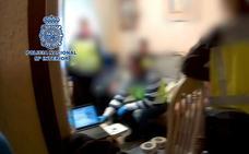 Un detenido en Granada por intercambiar pornografía infantil a través de internet