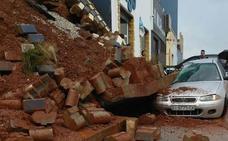 Balance del temporal: más de 50 litros por metro cuadrado y 83 incidencias en la provincia