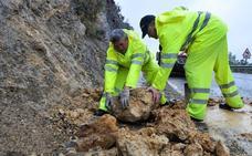 El temporal genera 31 incidencias en siete horas en la provincia de Granada