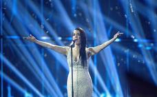 La eurovisiva Ruth Lorenzo estará hoy en el CajaGranada