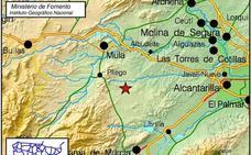 Un terremoto de 4,1 grados sacude Murcia y causa alarma entre la población