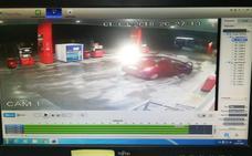 Atracan una gasolinera en Alfacar 48 horas después de asaltar otra en Pinos Puente