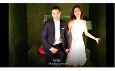El vídeo de Silvestre y Muguruza bailando en los Oscar que triunfa en las redes