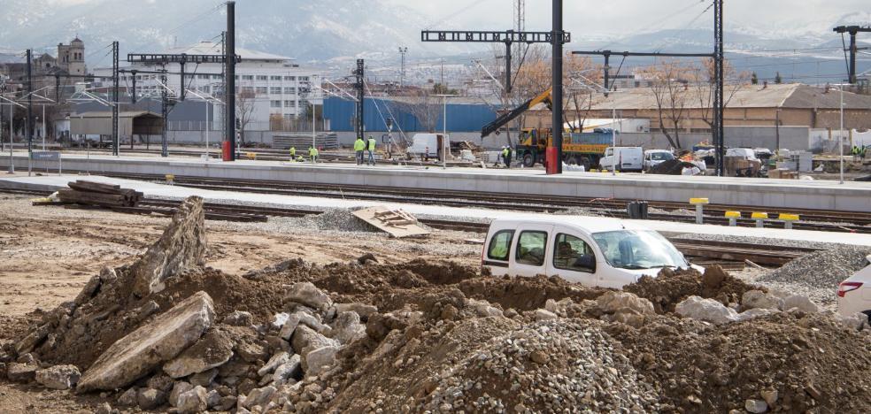 Granada es la tercera provincia española con la menor inversión en obras públicas