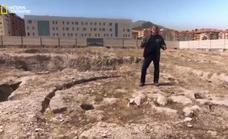 La Atlántida de Jaén de James Cameron, 'sumergida' un año después