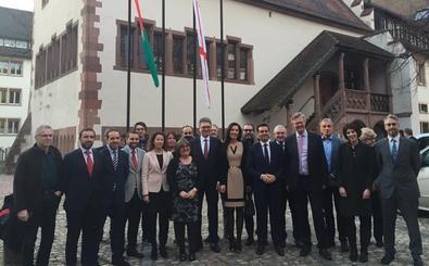 Un acuerdo facilitará que empresas alemanas se instalen en Granada