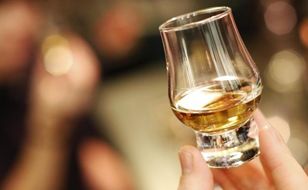 el whisky puede ayudarte a mejorar cuando estás enfermo