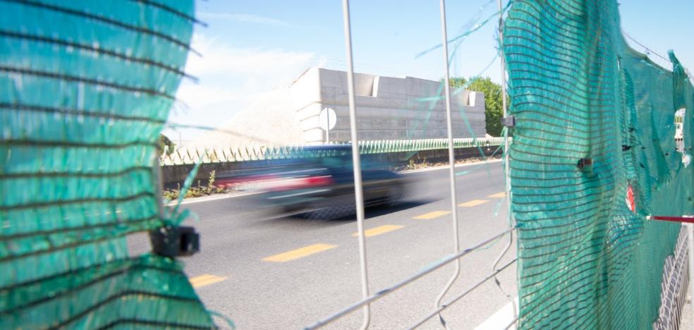 La inversión en obra pública en la provincia cae un 90% en los últimos tres años