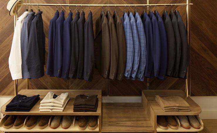 La chaqueta clásica que no pasa nunca de moda y que todo hombre debiera tener en su armario
