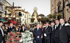 Órgiva se prepara para celebrar el próximo jueves y el viernes sus fiestas en honor al Santísimo Cristo de la Expiración