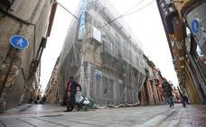 El último edificio 'muerto' de la Calle San Matías