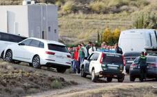 Ana Julia guía a la Guardia Civil y al juez hasta la fosa en la que sepultó el cuerpo del niño Gabriel