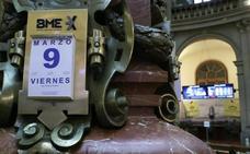Wall Street trunca otra vez las subidas del Ibex-35