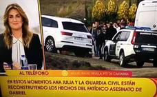 """El aplaudido 'zasca' de Revilla a 'Sálvame' por el caso Gabriel: """"Voy a hacer una aclaración"""""""