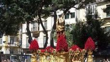 Todas las procesiones de Málaga: Semana Santa 2018 horarios, recorridos e itinerarios