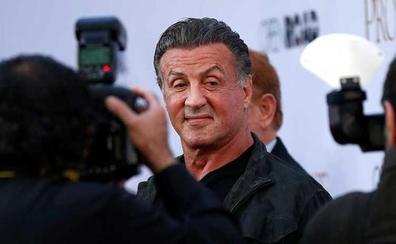 Asombro por el impresionante estado de forma de Stallone a los 71 años