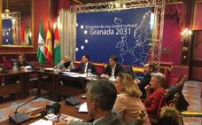 La comisión municipal de Granada 2031 aborda la planificación de la candidatura