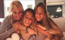 Así son las dos hijas desconocidas de Belén Rueda que triunfan en Instagram