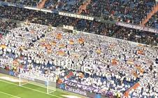 El Santiago Bernabéu homenajea al pequeño Gabriel