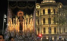 Itinerarios de las procesiones del Jueves Santo en Almería