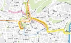 Guía del Viernes Santo en Granada: mapa de horarios, recorridos e itinerarios de las procesiones