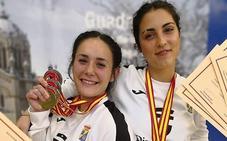 Dos deportistas de Vélez de Benaudalla están seleccionadas para el Mundial