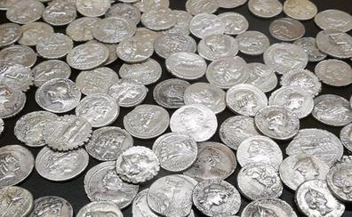 El delito tras la moneda que se vende a 75 euros por Internet