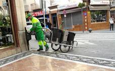 La huelga de la basura en Semana Santa solo la salva ya «un milagro»