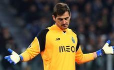 El asombroso parecido de Casillas con otro portero de 1901 que alucina a Twitter