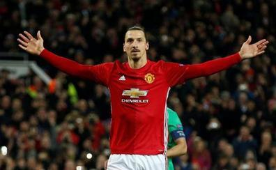 Ibrahimovic rescinde su contrato con el Manchester United