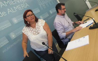 IU denuncia «trato de favor» del Ayuntamiento de Almería a una empresa