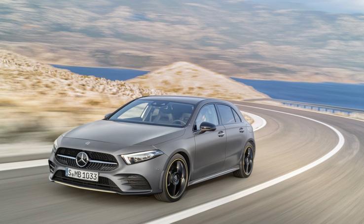 Mercedes empieza a vender el nuevo Clase A