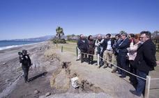 La Costa reclama para sus playas un servicio de mantenimiento anual similar al de las carreteras