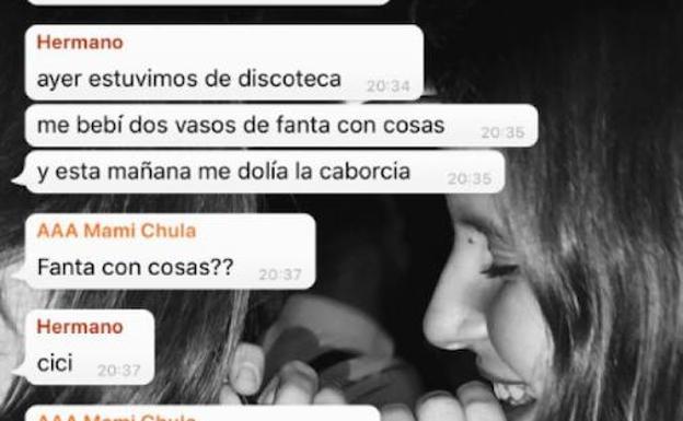 La conversación madre-hijo por Whatsapp que da la vuelta a España