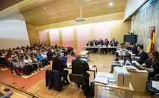 La Audiencia rechaza las rectificaciones que pedía la Fiscalía en la sentencia del 'caso Alhambra'