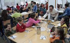 El servicio de comedor llegará a 135 centros de la provincia con tres incorporaciones el próximo curso