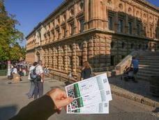 La venta anticipada para la Alhambra, agotada hasta junio. ¿Cómo conseguir una entrada?