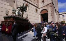 La borriquita de Motril estrena la Semana Santa
