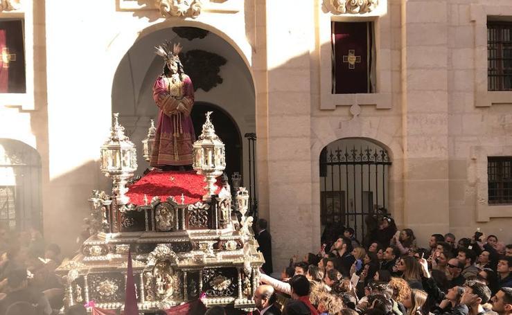 Nuestro Padre Jesús del Rescate, en su 300 aniversario