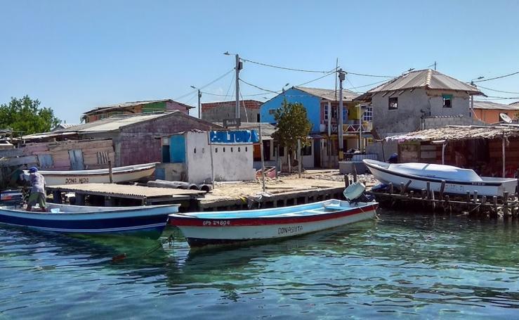 Santa Cruz del Islote, la isla con más densidad de población del mundo