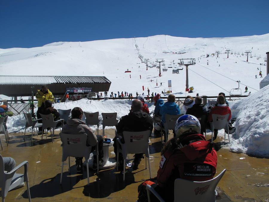 La Semana Santa también se disfruta en Sierra Nevada