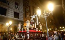 En directo | Vía Crucis, Esperanza y Cañilla regresan a sus templos