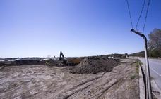 Comienzan las obras del parque comercial que acogerá Decathlon