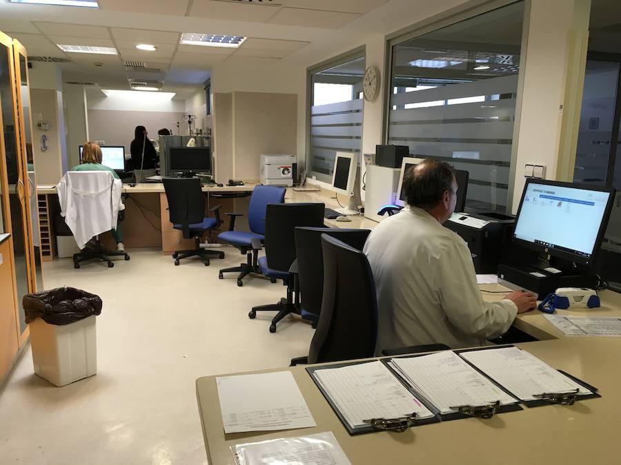 Traumatología y el Clínico tras la desfusión hospitalaria