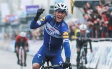 Valverde, undécimo en A Través de Flandes