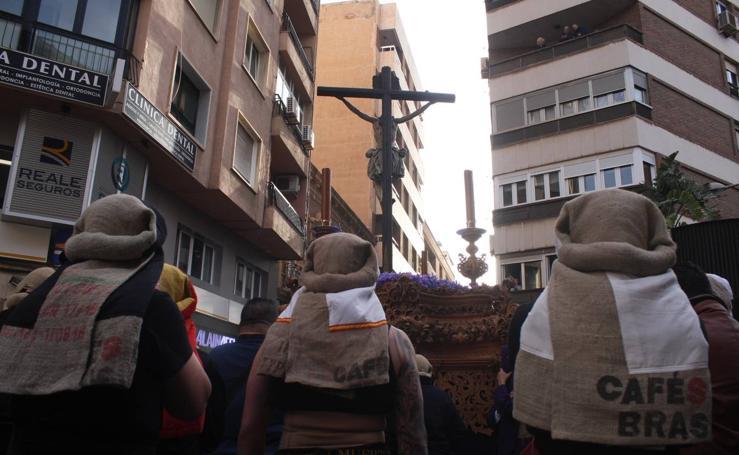 Angustias vuelve sus pasos a San Juan