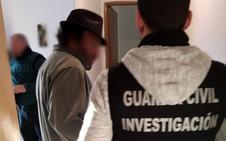 Atrapan a un «peligroso» atracador tras cometer dos robos en Vera
