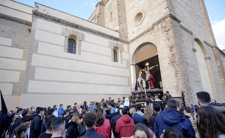 El desfile de La Vera Cruz de Motril